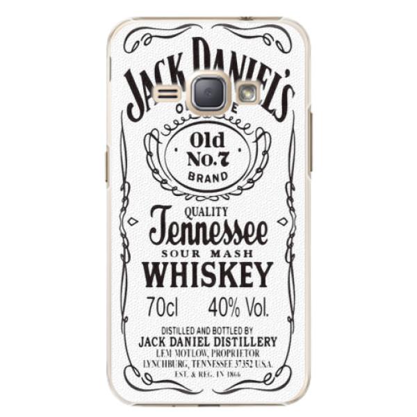 Plastové puzdro iSaprio - Jack White - Samsung Galaxy J1 2016