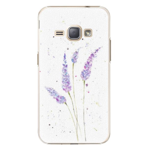 Plastové puzdro iSaprio - Lavender - Samsung Galaxy J1 2016