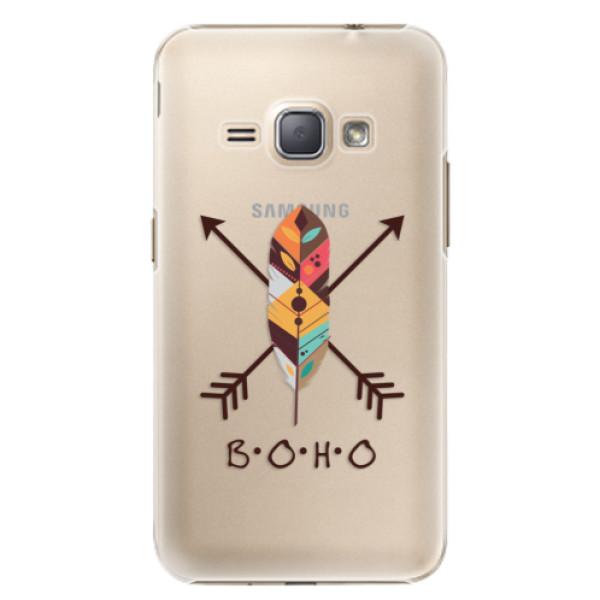 Plastové puzdro iSaprio - BOHO - Samsung Galaxy J1 2016