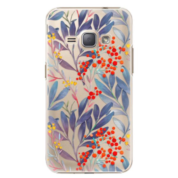 Plastové puzdro iSaprio - Rowanberry - Samsung Galaxy J1 2016
