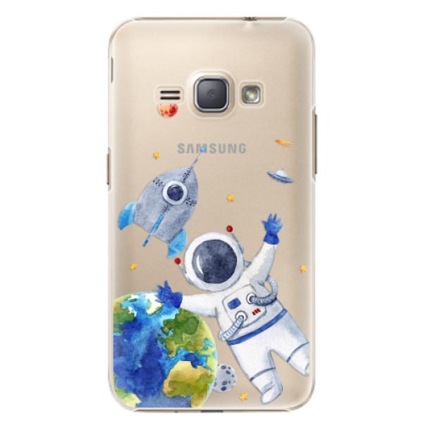 Plastové puzdro iSaprio - Space 05 - Samsung Galaxy J1 2016