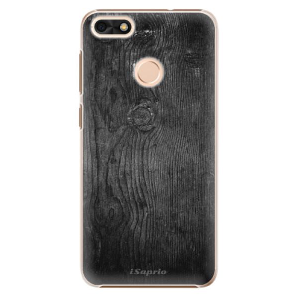 Plastové puzdro iSaprio - Black Wood 13 - Huawei P9 Lite Mini