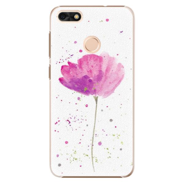 Plastové puzdro iSaprio - Poppies - Huawei P9 Lite Mini