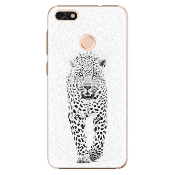 Plastové puzdro iSaprio - White Jaguar - Huawei P9 Lite Mini