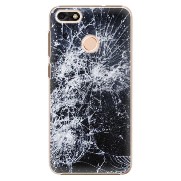 Plastové puzdro iSaprio - Cracked - Huawei P9 Lite Mini
