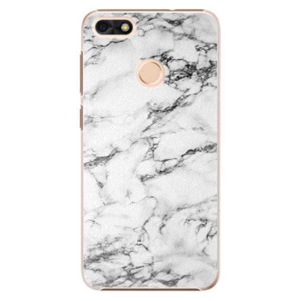 Plastové puzdro iSaprio - White Marble 01 - Huawei P9 Lite Mini