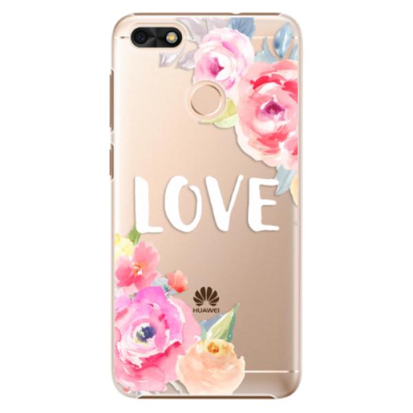 Plastové puzdro iSaprio - Love - Huawei P9 Lite Mini