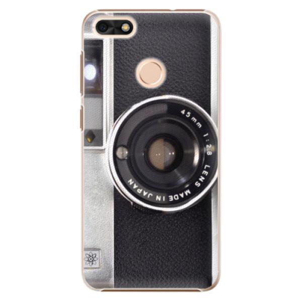Plastové puzdro iSaprio - Vintage Camera 01 - Huawei P9 Lite Mini