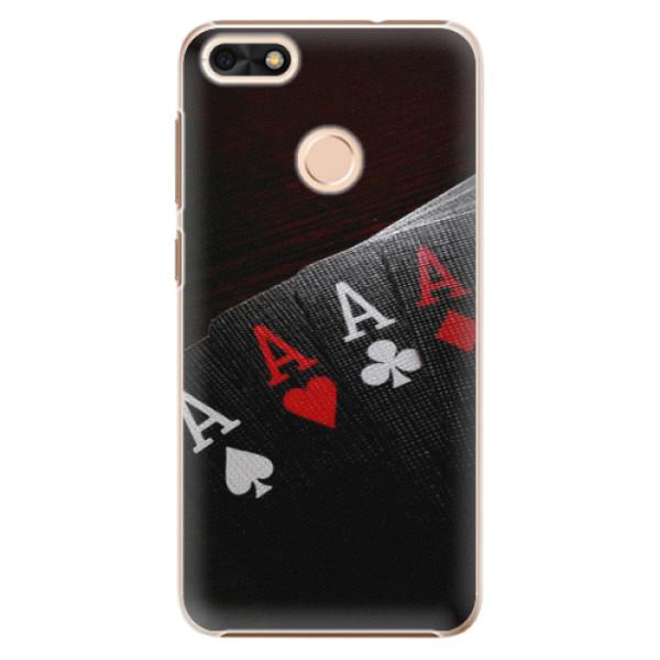 Plastové puzdro iSaprio - Poker - Huawei P9 Lite Mini