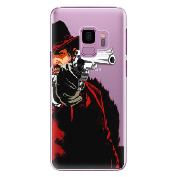 Plastové puzdro iSaprio - Red Sheriff - Samsung Galaxy S9