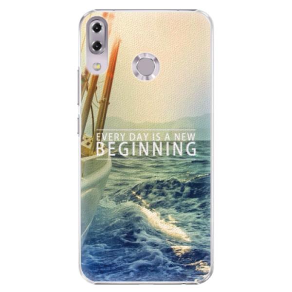 Plastové puzdro iSaprio - Beginning - Asus ZenFone 5 ZE620KL