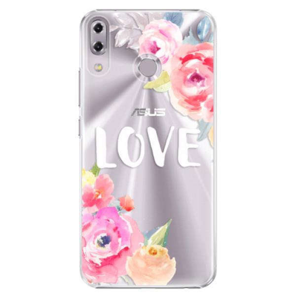 Plastové puzdro iSaprio - Love - Asus ZenFone 5 ZE620KL