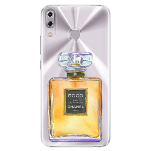 Plastové puzdro iSaprio - Chanel Gold - Asus ZenFone 5 ZE620KL