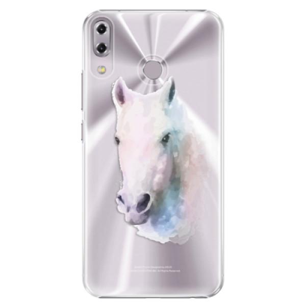 Plastové puzdro iSaprio - Horse 01 - Asus ZenFone 5 ZE620KL