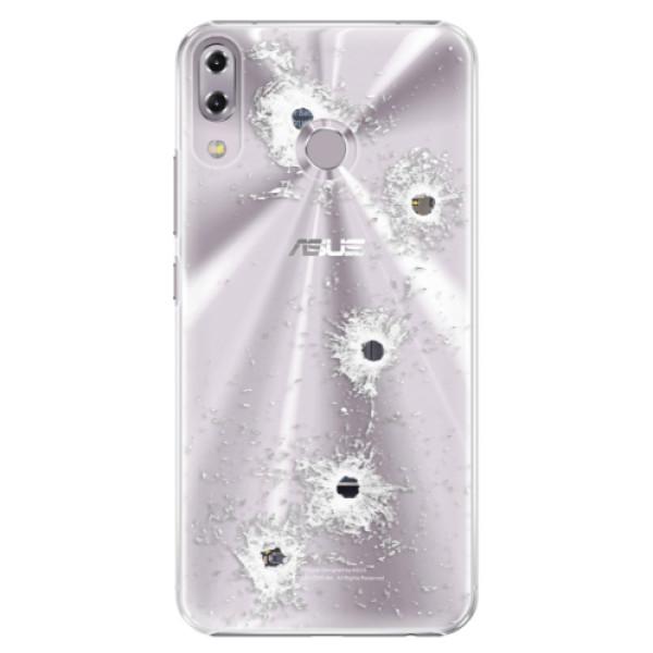 Plastové puzdro iSaprio - Gunshots - Asus ZenFone 5 ZE620KL