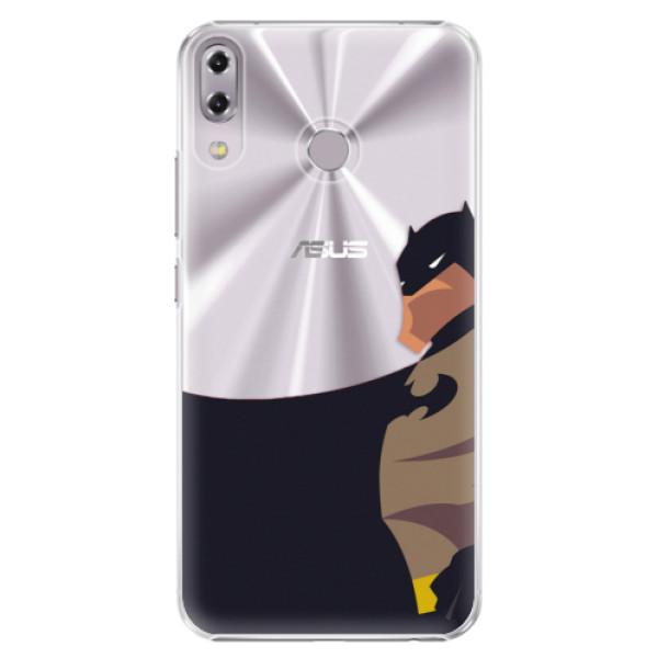 Plastové puzdro iSaprio - BaT Comics - Asus ZenFone 5 ZE620KL