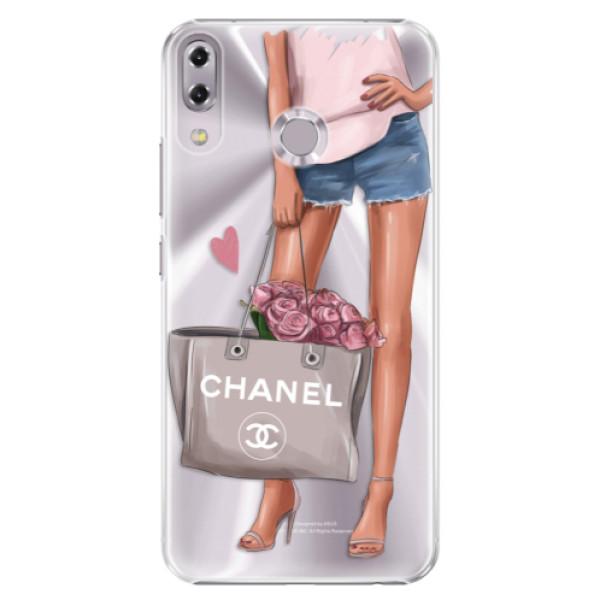 Plastové puzdro iSaprio - Fashion Bag - Asus ZenFone 5 ZE620KL