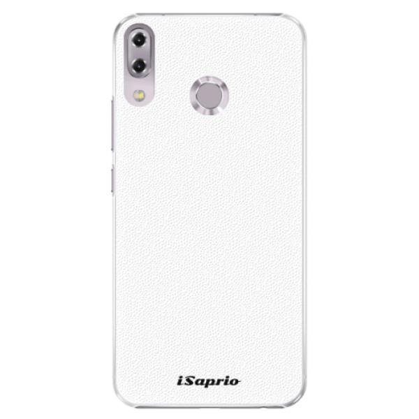 Plastové puzdro iSaprio - 4Pure - bílý - Asus ZenFone 5 ZE620KL