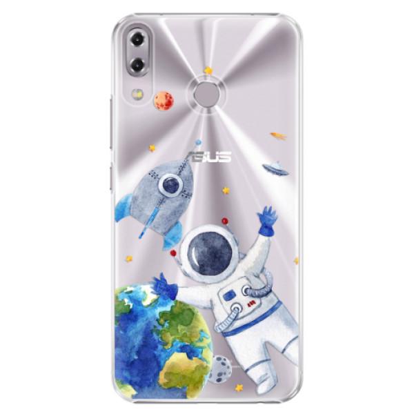 Plastové puzdro iSaprio - Space 05 - Asus ZenFone 5 ZE620KL