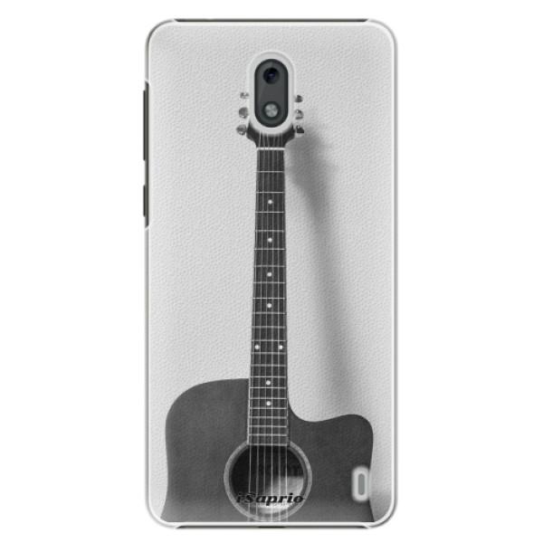 Plastové puzdro iSaprio - Guitar 01 - Nokia 2