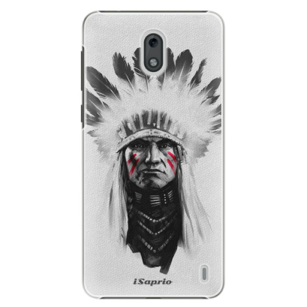 Plastové puzdro iSaprio - Indian 01 - Nokia 2