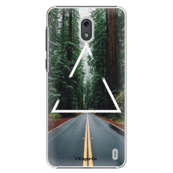 Plastové puzdro iSaprio - Triangle 01 - Nokia 2