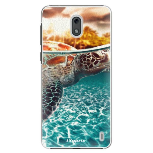 Plastové puzdro iSaprio - Turtle 01 - Nokia 2