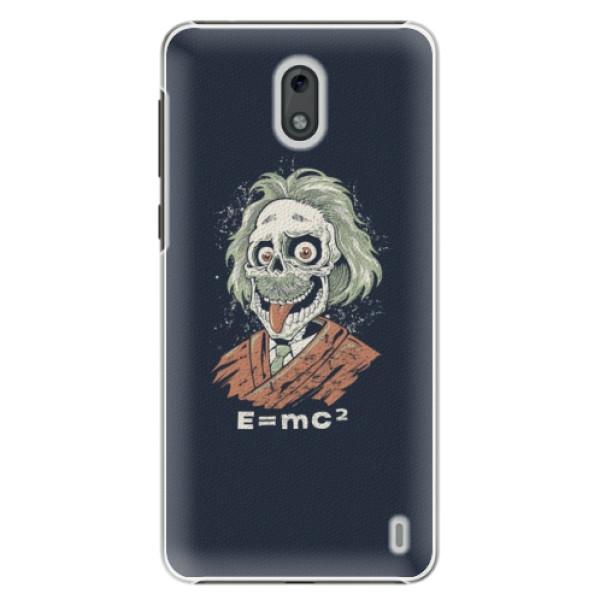 Plastové puzdro iSaprio - Einstein 01 - Nokia 2
