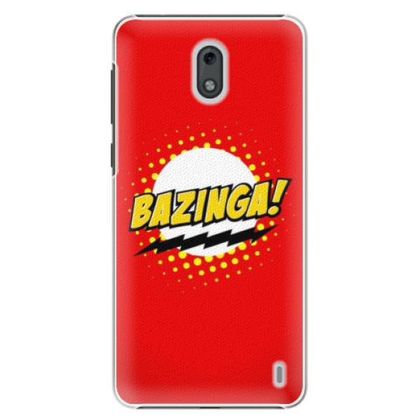 Plastové puzdro iSaprio - Bazinga 01 - Nokia 2