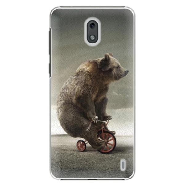 Plastové puzdro iSaprio - Bear 01 - Nokia 2