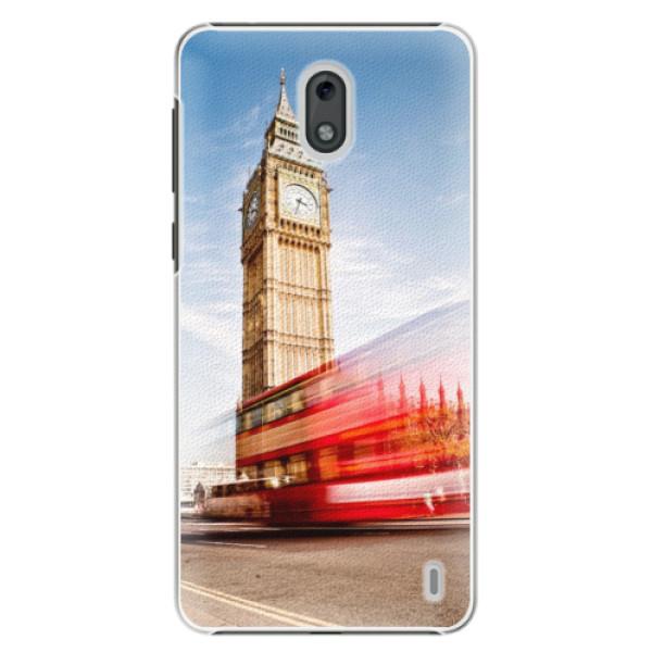 Plastové puzdro iSaprio - London 01 - Nokia 2