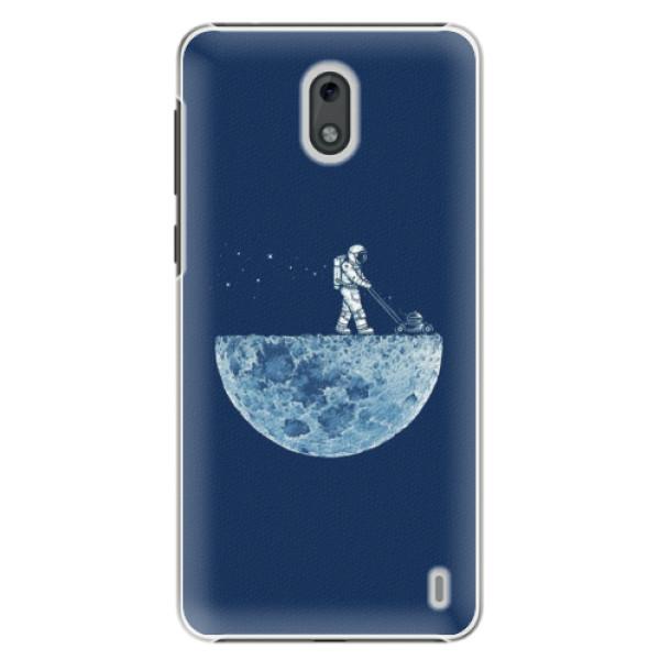 Plastové puzdro iSaprio - Moon 01 - Nokia 2