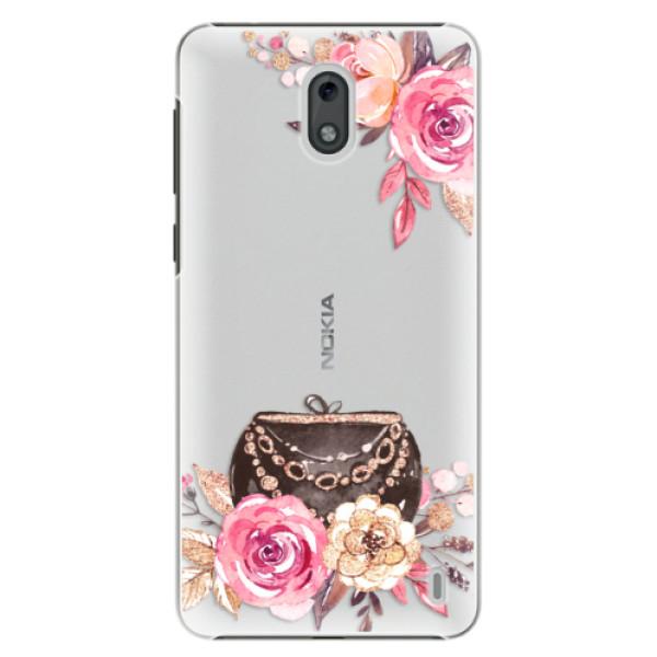Plastové puzdro iSaprio - Handbag 01 - Nokia 2