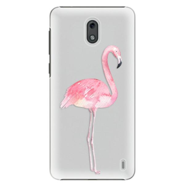 Plastové puzdro iSaprio - Flamingo 01 - Nokia 2