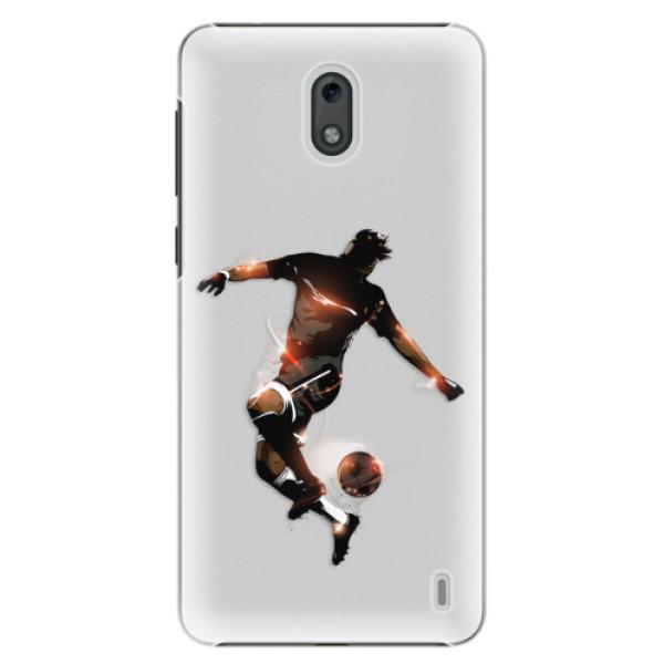Plastové puzdro iSaprio - Fotball 01 - Nokia 2