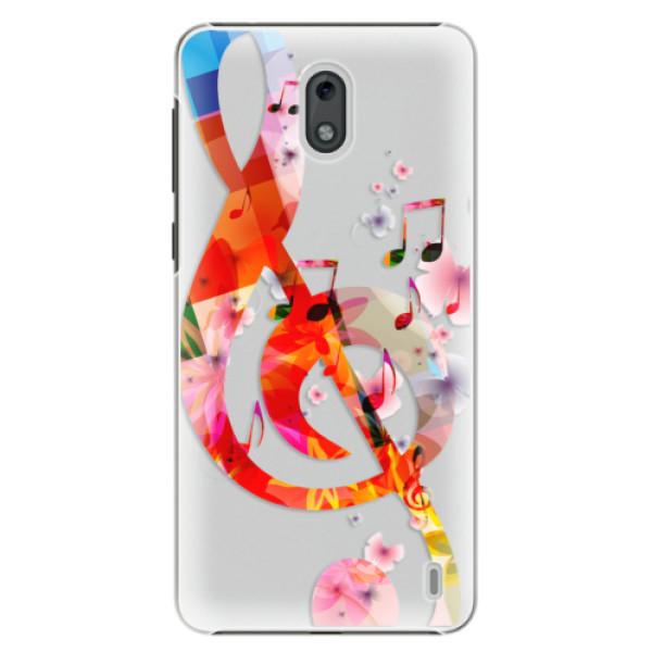 Plastové puzdro iSaprio - Music 01 - Nokia 2
