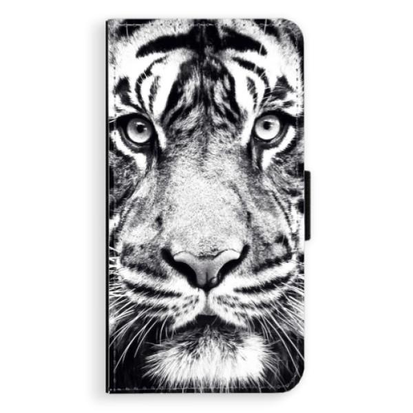 Flipové puzdro iSaprio - Tiger Face - Samsung Galaxy A5