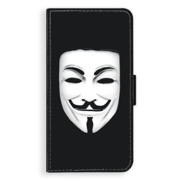 Flipové puzdro iSaprio - Vendeta - Samsung Galaxy A5