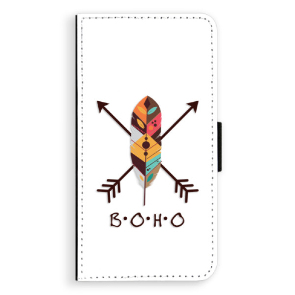 Flipové puzdro iSaprio - BOHO - Samsung Galaxy A5