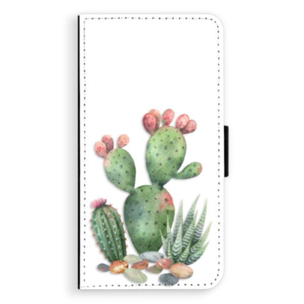 Flipové puzdro iSaprio - Cacti 01 - Samsung Galaxy A5