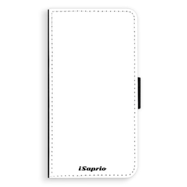 Flipové puzdro iSaprio - 4Pure - bílý - Samsung Galaxy A5