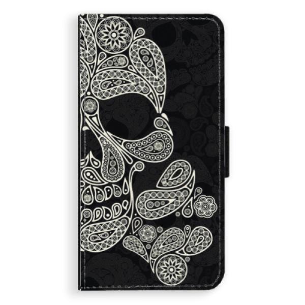 Flipové puzdro iSaprio - Mayan Skull - Samsung Galaxy A5