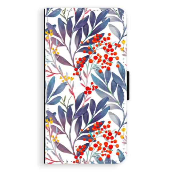 Flipové puzdro iSaprio - Rowanberry - Samsung Galaxy A5