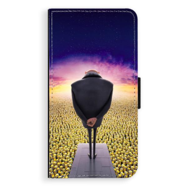 Flipové puzdro iSaprio - Gru - Sony Xperia XZ