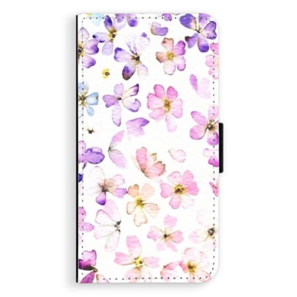 Flipové puzdro iSaprio - Wildflowers - Sony Xperia XZ