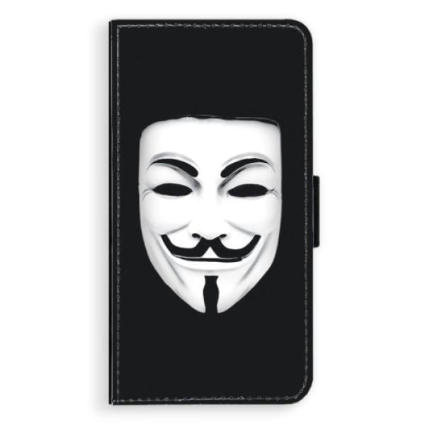 Flipové puzdro iSaprio - Vendeta - Sony Xperia XZ