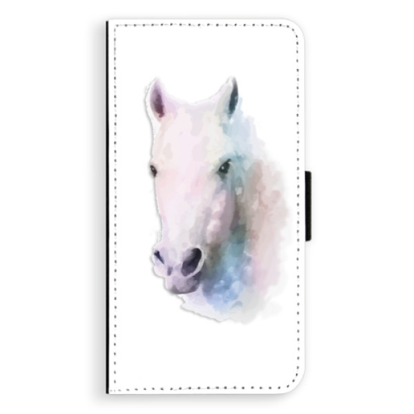 Flipové puzdro iSaprio - Horse 01 - Sony Xperia XZ