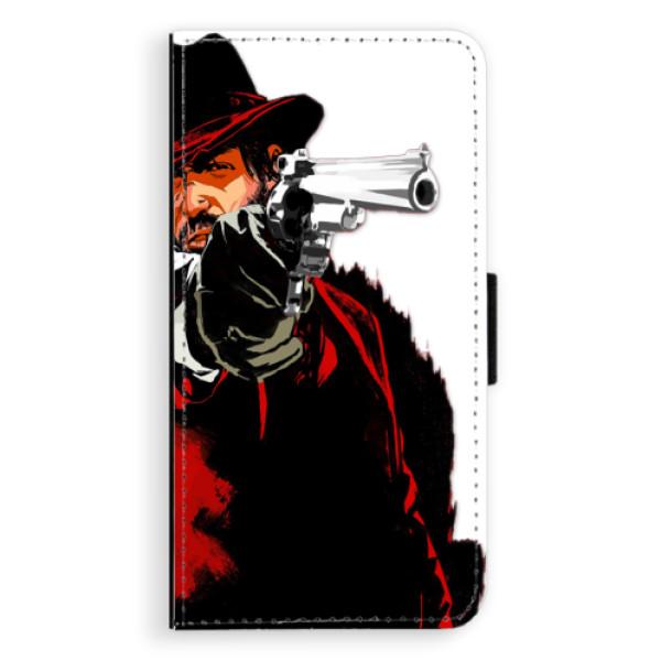 Flipové puzdro iSaprio - Red Sheriff - Sony Xperia XZ