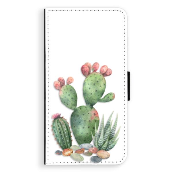 Flipové puzdro iSaprio - Cacti 01 - Sony Xperia XZ