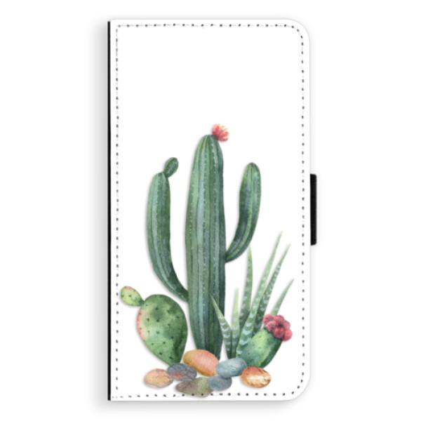 Flipové puzdro iSaprio - Cacti 02 - Sony Xperia XZ